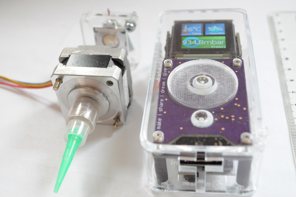 pickandplace | the Tricorder project
